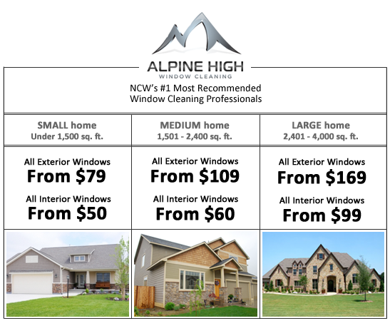 Window Cleaning Pricing